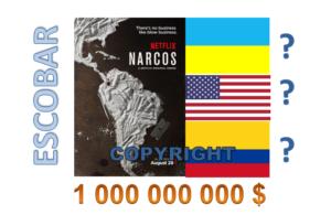 ЯК ЗАРОБИТИ 1 000 000 000 ДОЛАРІВ: ІСТОРІЯ ЖИТТЯ ПАБЛО ЕСКОБАРА ТА АВТОРСЬКІ ПРАВА